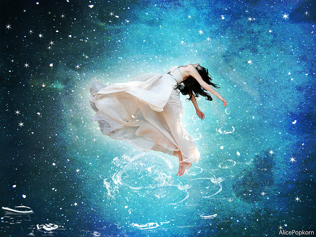 Alice Popkorn you are like a star